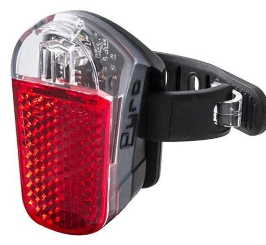 Achterlamp SPANNINGA Pyro Steady - USB oplaadbaar