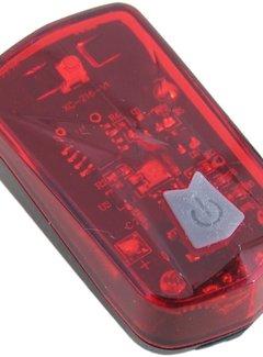 EDGE Achterlicht Edge Razor - Led - USB