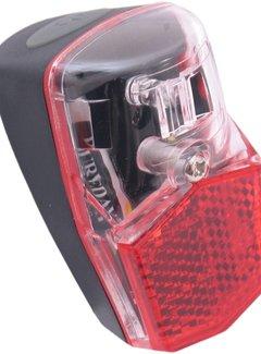 EDGE Spatbordachterlicht Edge Sprint 1 led - incl. batterijen (blister)