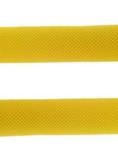 M-WAVE Handvatset BMX/Fixie 130mm  Geel