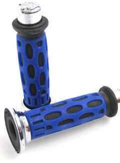 PRO GRIP Handvatset Pro grip 768 blauw/zwart/chroom