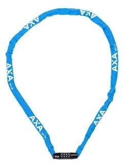 AXA Kettingslot AXA Rigid RCC code 120/3,5 - blauw