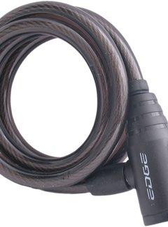 EDGE Spiraalslot Edge Wired 100 - ø10*1500 - Zwart