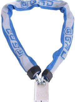 GAD Kettingslot Gad Amrox - 7*7*1100mm - Blauw