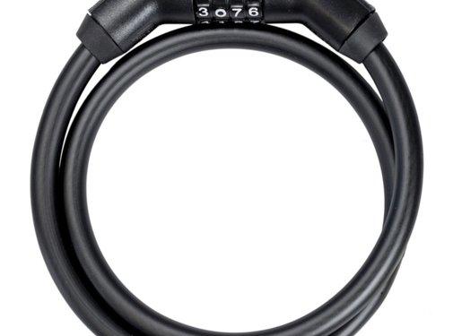 TRELOCK Kabelslot Trelock KS260 Code - 110cm - Zwart