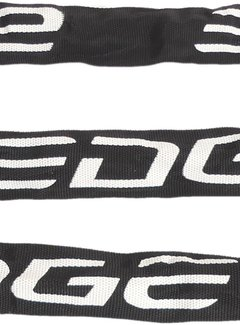 EDGE Insteekketting Edge Marmo 140cm - zwart