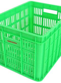 EDGE Fietskrat Edge Urban Crate - Medium - 26Liter - Groen