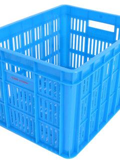EDGE Fietskrat Edge Urban Crate - Medium - 26Liter - Blauw