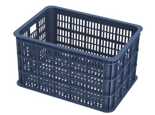 BASIL Fietskrat Basil Crate large 50 liter - Bluestone