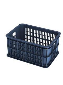 BASIL Basil Crate Small Fietskrat - 25 liter - Bluestone