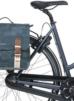 BASIL Dubbele fietstas Basil Bohème MIK - 35 liter - blauw