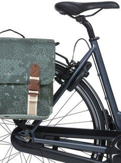BASIL Dubbele fietstas Basil Bohème MIK - 35 liter - groen