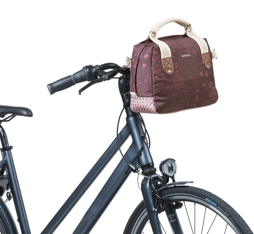 Schouder / stuurtas Basil Boheme City Bag - 8 liter - rood