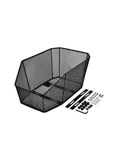 Bagagedragermand Büchel Jumbo Pro 2 - zwart