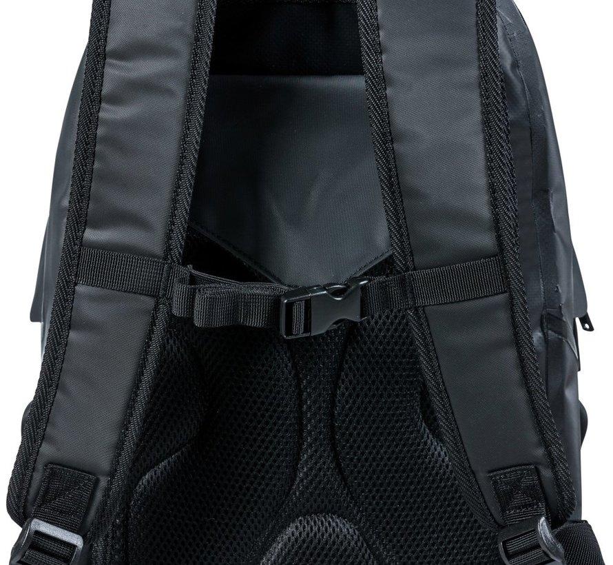 Fietsrugzak Basil Urban Dry Backpack 18 liter - mat zwart