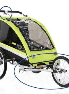 MIRAGE Joggerset voor kids fietstrailer Mirage Zero-Two