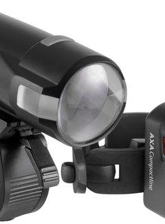 AXA Verlichtingsset Axa Compactline Battery 20