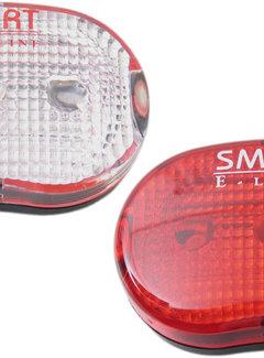 SMART Fietsverlichtingset Smart RL403 LED (voor + achter)