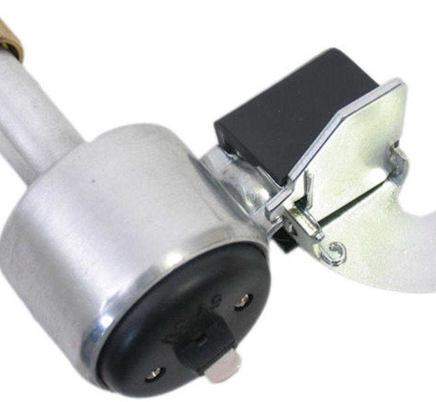 Dynamo Anlun aluminium - links (in Anlun doosje)