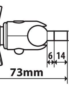 LAMPA Lampa Opti-Screw DuoLock M6 boutmontage