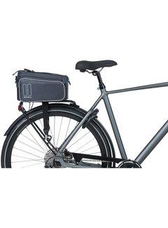 Bagagedragertas Basil Sport Design Trunkbag MIK 7 tot 15 liter - graphite
