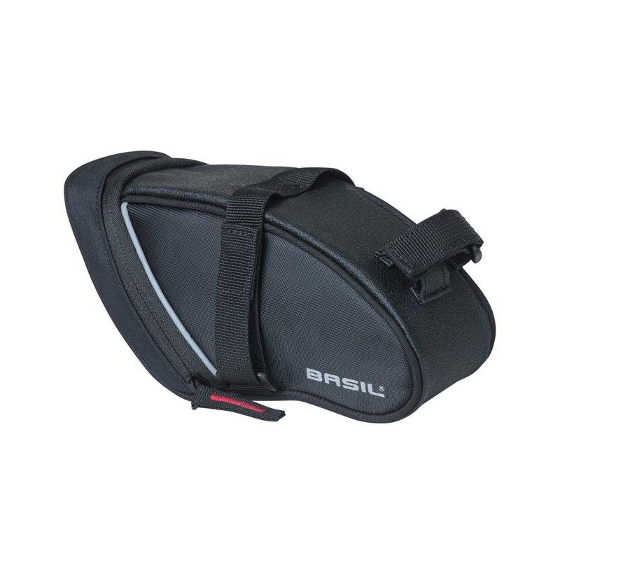 Zadeltas Basil Sport Design Wedge 1 liter - zwart