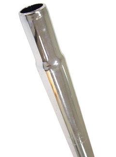 Zadelpen Vinty ø25 / 350 mm - chroom