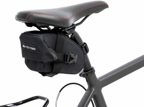 Zadeltas New Looxs Sports Saddle Bag - 0,9 liter - zwart