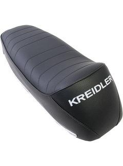 XTREME Buddyseat Kreidler model dicht zwart francochamp