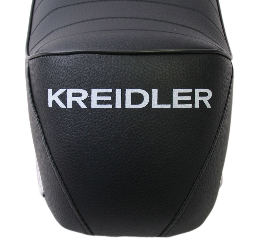 Buddyseat Kreidler model dicht zwart francochamp