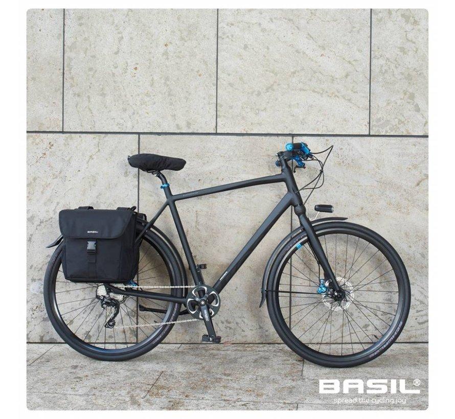 Zadeldek Basil Go - solid black