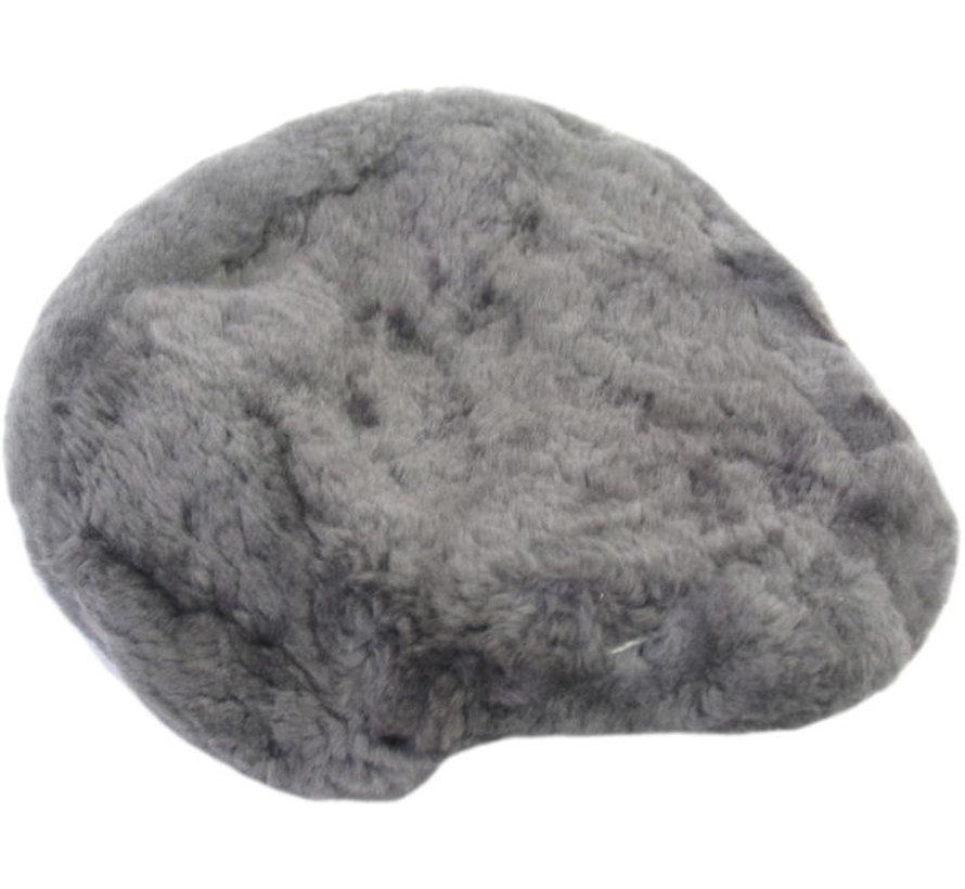 Zadeldek schapenvacht voor rokzadel met punt