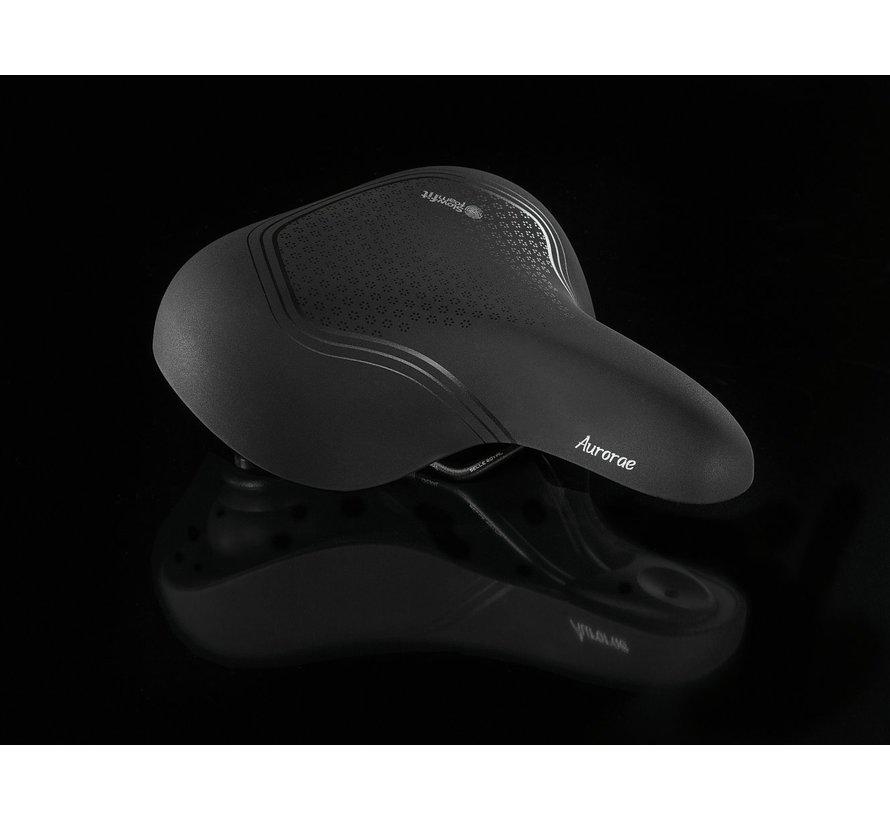 Zadel Selle Royal Aurorae Relaxed - Unisex - zwart