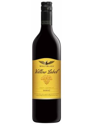 Wolf Blass Wolf Blass Yellow Label Shiraz