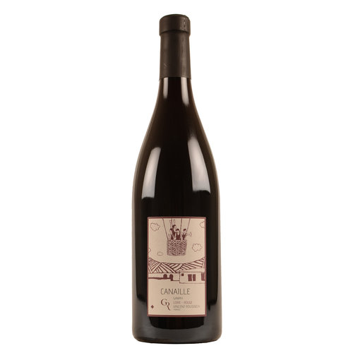 Clos Roussely Domaine du Clos Roussely Touraine Gamay Canaille