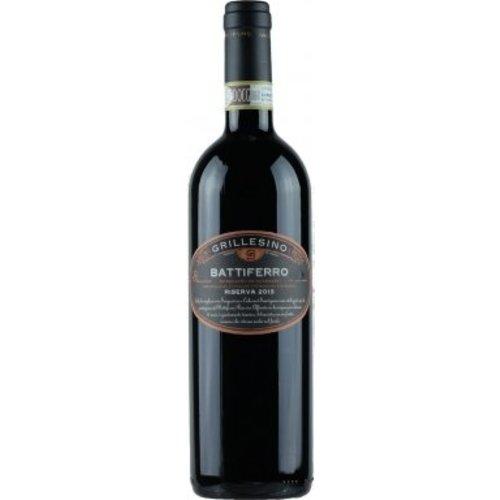 """Compagnia del Vino Battiferro Riserva Morellini Di Scansano DOCG """"Il Grillesino"""""""