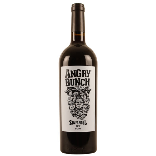 Angry Bunch Angry Bunch Zinfandel