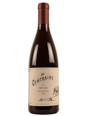 Au Contraire Au Contraire Sonoma Coast Pinot Noir