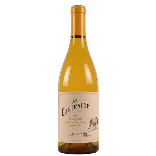 Au Contraire Au Contraire Russian River Valley Chardonnay