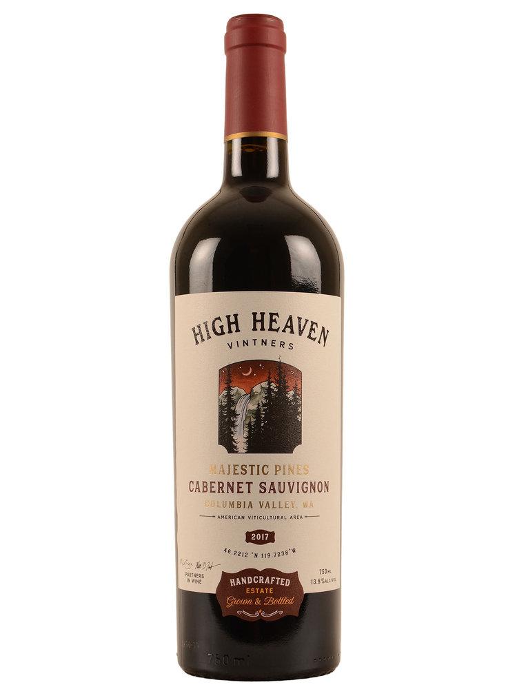 High Heaven Vintners Majestic Pines Cabernet Sauvignon