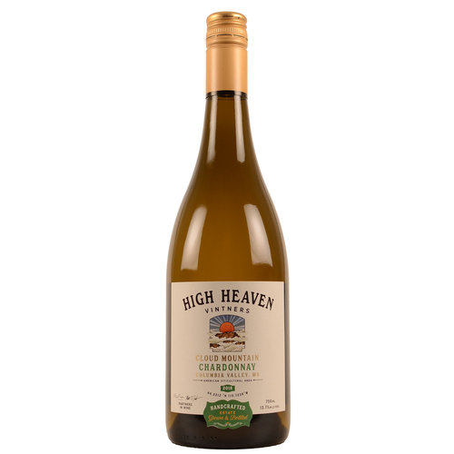 High Heaven Vintners Cloud Mountain Chardonnay