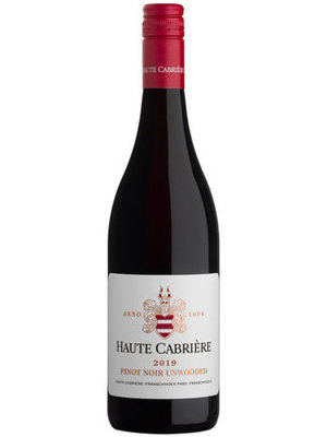 Haute Cabrière Haute Cabrière Pinot Noir Unwooded
