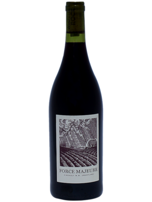 Mother Rock Force Majeur Cinsault