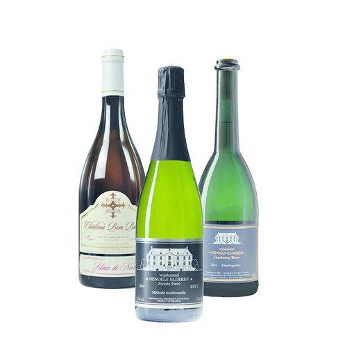 Belgian Wines Proefbox