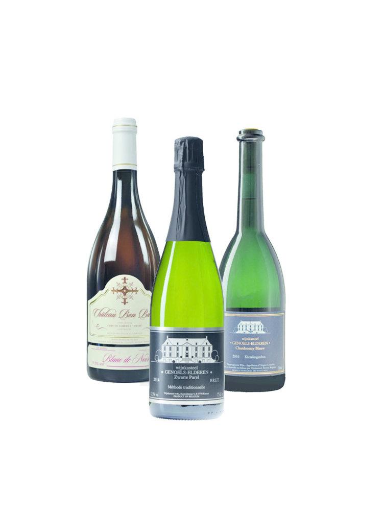 Belgian Wines Proefbox