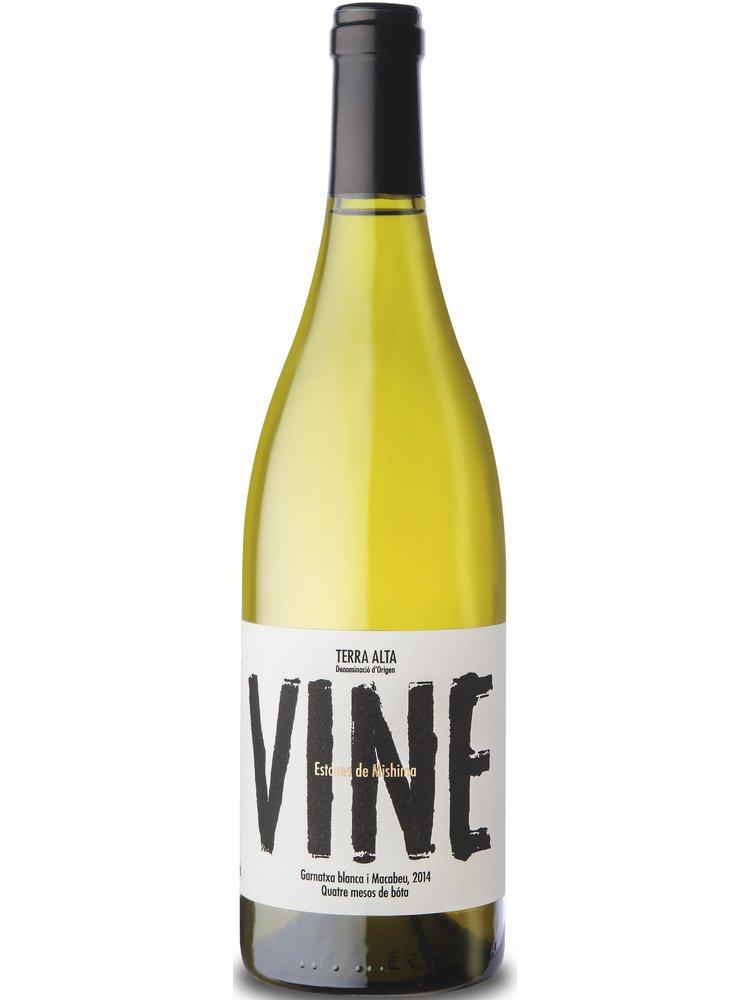 """Estones Vins - Mas Sersal Vins de Mas Sersal """"Vine"""" Blanc"""