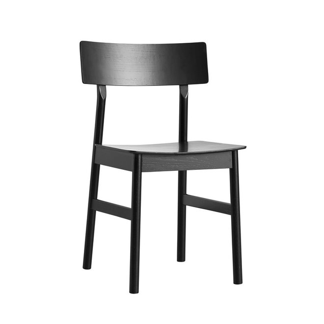 Prime Woud Pause Dining Chair Black Cjindustries Chair Design For Home Cjindustriesco