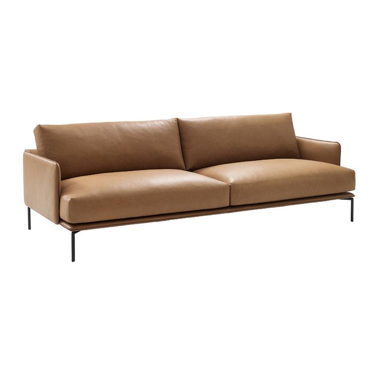 Remarkable Adea Baron Sofa Leather Dailytribune Chair Design For Home Dailytribuneorg