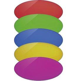 ìo 3d kleurfilter (set 5 stuks)