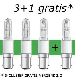 Offre (3+1 gratuit) B15d 70W